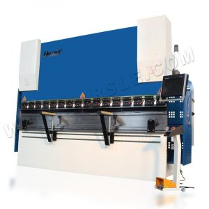 160T/3200 CNC Hydraulic Press Brake with DA58T, Door frame hemming bending