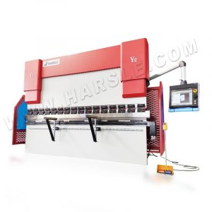 100 Ton 3200mm CNC Hydraulic Press Brake 6 Axis Steel Bending Machine