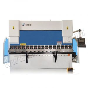 WE67K Hydraulic CNC Press Brake Iron Sheet Bending Machine with DA53T