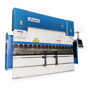 160T CNC hydraulic press brake machine with DA53T controller for 3200mm bending machine