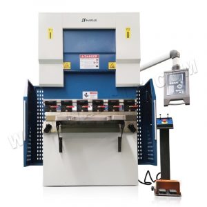 HARSLE Mini Hydraulic press brake machine for 40T/1200 with DA52S