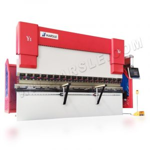 DA58T smart press brake bending machine for 5 axis