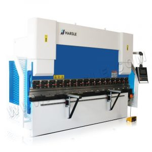 4 axis DA53T Servo CNC electric hydraulic press brake for  3200mm