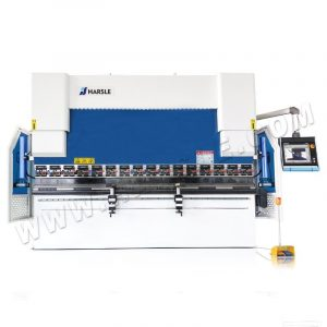 WE67K-125T/3200  CNC hydraulic bender with 8+1 axis