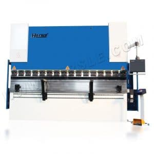 DA58T 4+1 axis CNC hydraulic press brake machine for stainless steel bending