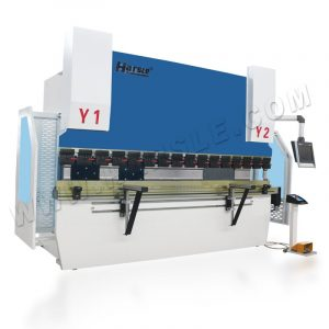 100T/3200 Hydraulic CNC metal sheet customized industry machine press brake
