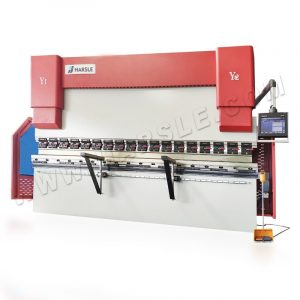135T CNC metal bending machine,3700 mm CNC press brake with DA58T