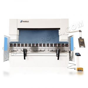 4mm metal sheet CNC press brake machine with DA52S controller