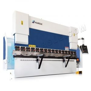 DA53T control 3200mm hydraulic automatic CNC press brake 100T for sheet metal
