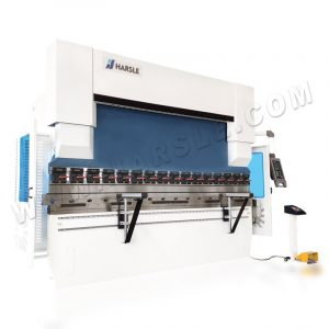 Stainless steel sheet metal hydraulic press brake CNC 100T/3200 with DA52S controller