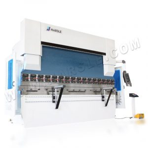 WE67K series DA52S hydraulic press brake for 100ton and CNC hydraulic bending machine