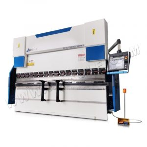 sheet metal box and pan bending machine 110T/3200 with 8+1 axis