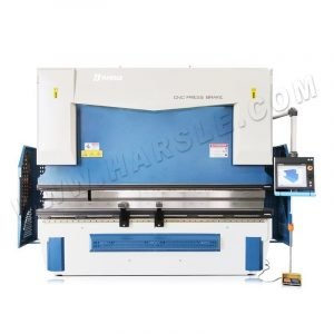 HARSLE sheet metal CNC Hydraulic press brake with 3D programming