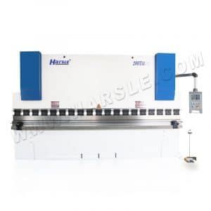 WC67K-200T/4000 NC Hydraulic Press Brake Machine with E21 controller ,sheet metal press brake for sale
