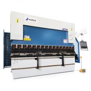 HARSLE Smart WE67K-100T3200 CNC Press brake machine, ESA S630 2D bending programming