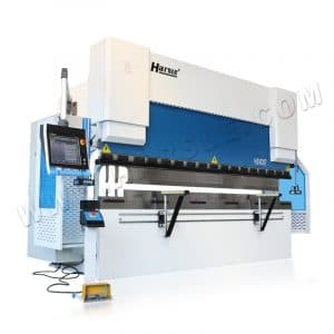 Oil-Electric Hybrid CNC Press Brake for 160T3700 Delem DA-66T 8+1 Axis