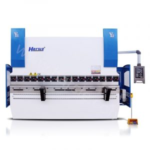 WE67K SMART 100T3200 CNC Electro Hydraulic Press Brake with DA 52S, HARSLE 4 Axis bending machine