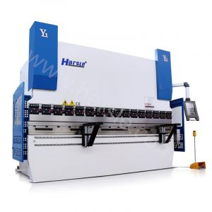 CNC Electro-hydraulic servo press brake with DA52S system Controller 4+1 axis for metal sheet bending machine