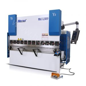 DA52S controller CNC hydraulic press brake 3.2 meter sheet metal press brake ,CNC bending machine