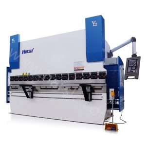Delem DA52S WE67K-100T/3200 brake pad manufacturing machine , stainless sheet bending machine