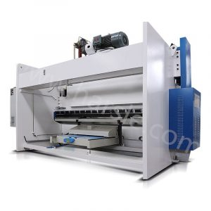 200T 4meter length Electro hydraulic Synchronous CNC WE67K Press Brake  with DA52S