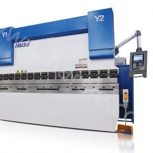 WE67K-SMART-110T3200 CNC Press brake, hydraulic bending machine for sheet metal DELEM DA52S