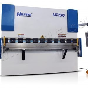 ECONOM Hydraulic Press brake, HARSLE 63T2500 Sheet bending machine for sale