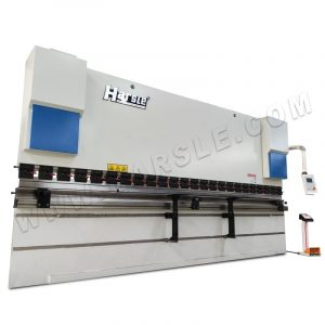 HARSLE 250T5000 Torsion-bar Hydraulic Press Brake with CT8, 5m bending machine for metal
