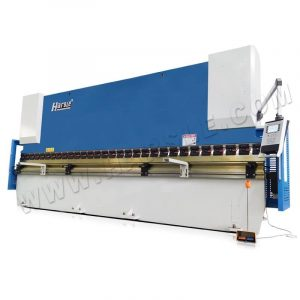 WE67K-300T /6000 Electro-Hydraulic CNC Sheet Metal Bending Machine with S530 controller , Large press brake