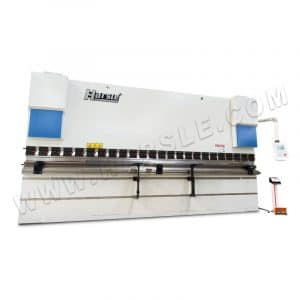 WC67K-250T/5000 NC Hydraulic Press Brake Machine with CT8 controller, large sheet bending machine
