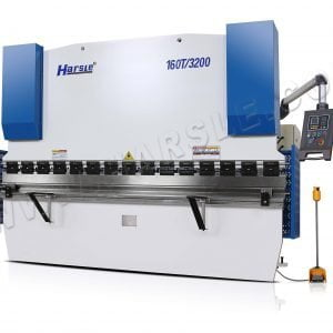 160T3200 Hydraulic bending machine, 6mm mild steel bender to Jordan, NC Press brake for sale