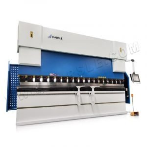 WE 67K-220T/4000 CNC press brake with DA58T controller, CNC bender with Air conditioner