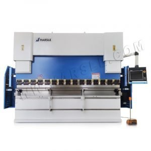 WE67K-200T3200 Hydraulic CNC Press Brake with DA-66T 3D graphic bending simulation, 6+1 Axis