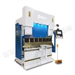4+1 Axis 40T/1500 DA53T Press Brake Machine, Small CNC Hydraulic Press Brake Machine