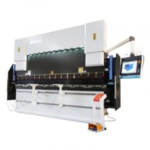 HARSLE 100T/3200 DA69T CNC Hydraulic Press Brake machine with 3D Touch screen