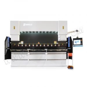 CNC Press Brake with DA69T 8+1 axis control,  100T/3200 Bending Machine with Servo Motor Back Gauge