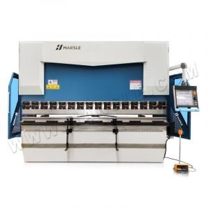 WE67K-115T/3200  DA66T  6+1 axis CNC press brake machine , electro-hydraulic servo bending machine