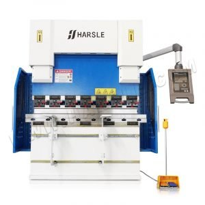 HARSLE Smart WE67K-40T1500 CNC Press Brake with DA 52S, Hydraulic Mini bending machine for sale