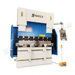 WE67K-40T/1500 Smart CNC press brake machine for 2mm sheet , DA52S Mini CNC bending machine