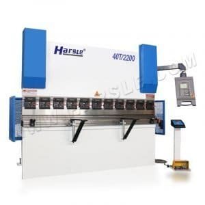 40Ton Metal Steel Sheet Plate Bending Machine ,WC67K NC Hydraulic Press Brake For Metal Working