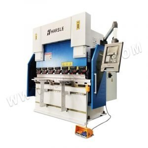 DA52S controller CNC high accuracy 40T/1500 small press brake machine, automatic X+R axis