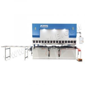 Automatic cable tray bending machine, CNC Press brake for cable bridge production line