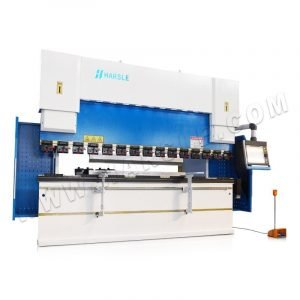 WE67K-100T/3200 DA66T CNC Professional Metal Sheet Folding hydraulic press brake machine