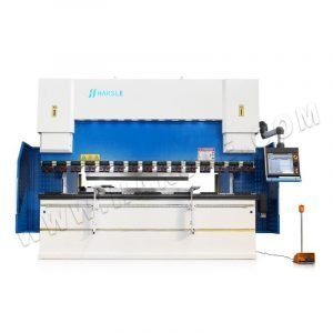 100T/3200 CNC Hydraulic Press Brake ,carbon steel 8+1 axis CNC bending machine with DA66T for sale